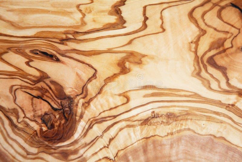 Oliwna drewniana tekstura, drewniany r?ni?ty t?o Zero odpad zdjęcia royalty free