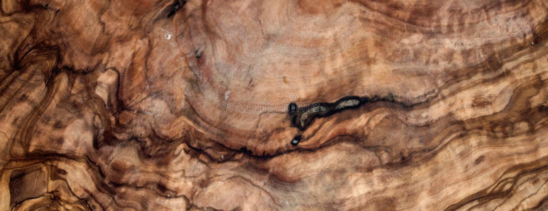 Oliwny drewniany brąz textured deskę zamkniętą up na czarnym tle vi obrazy stock