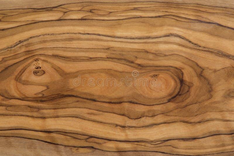 Oliwny drewniany t?o zdjęcia stock