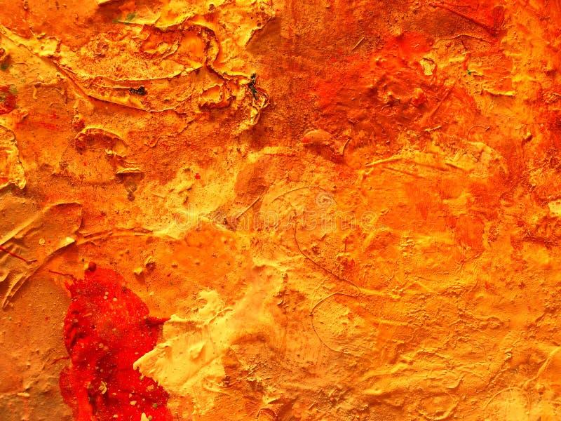 oljemålarfärg arkivfoton