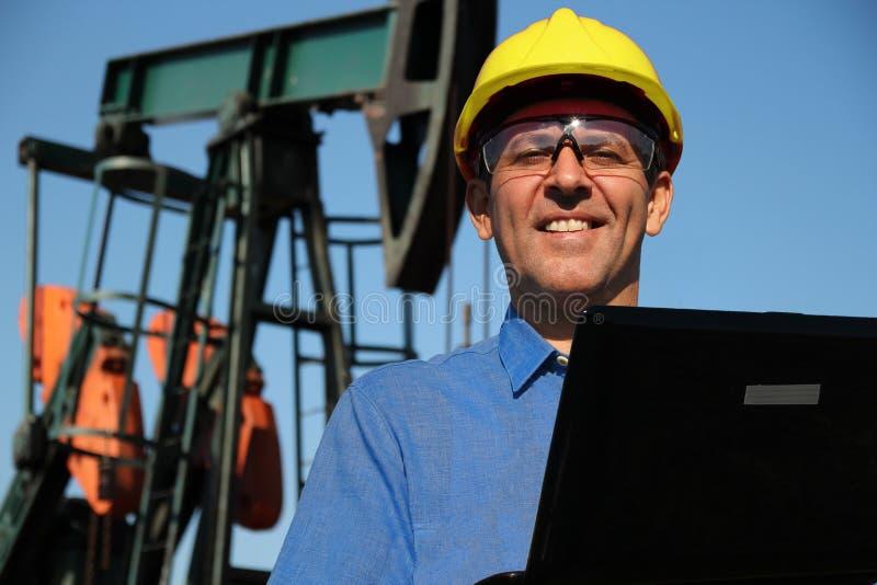 Oljor och petrokemisk teknik arkivfoton