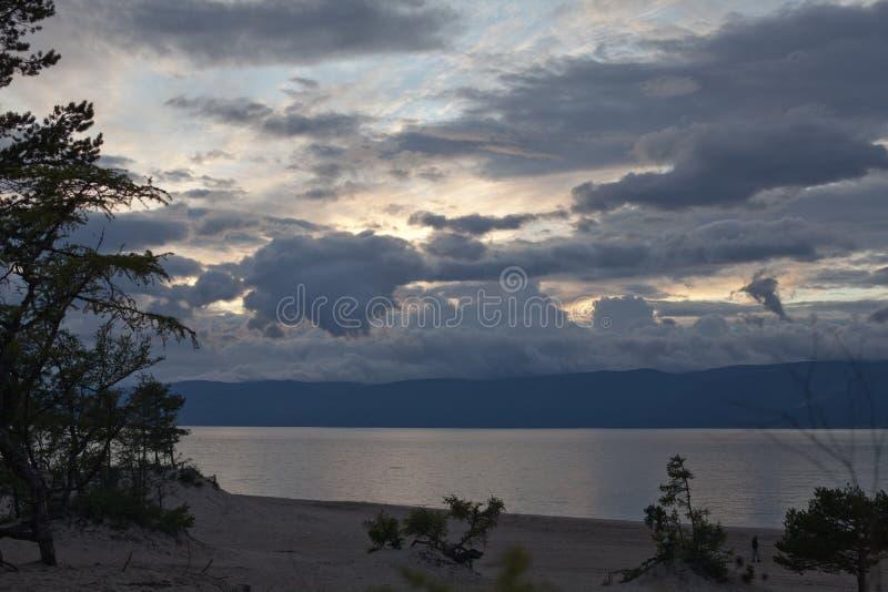 Olkhon海岛 库存照片