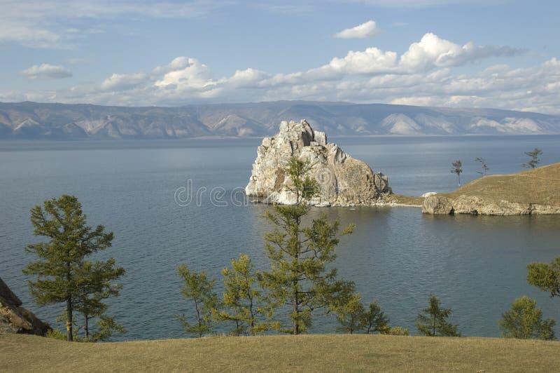 olkhon καλοκαίρι στοκ εικόνες