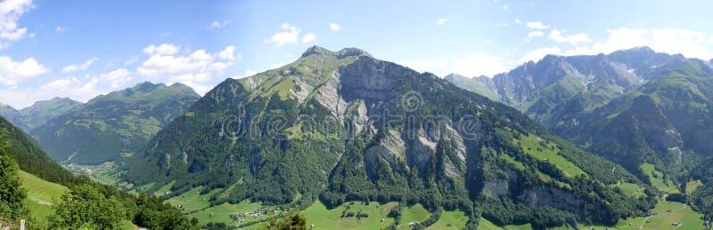 Olmo, Glarus, Suíça imagens de stock royalty free