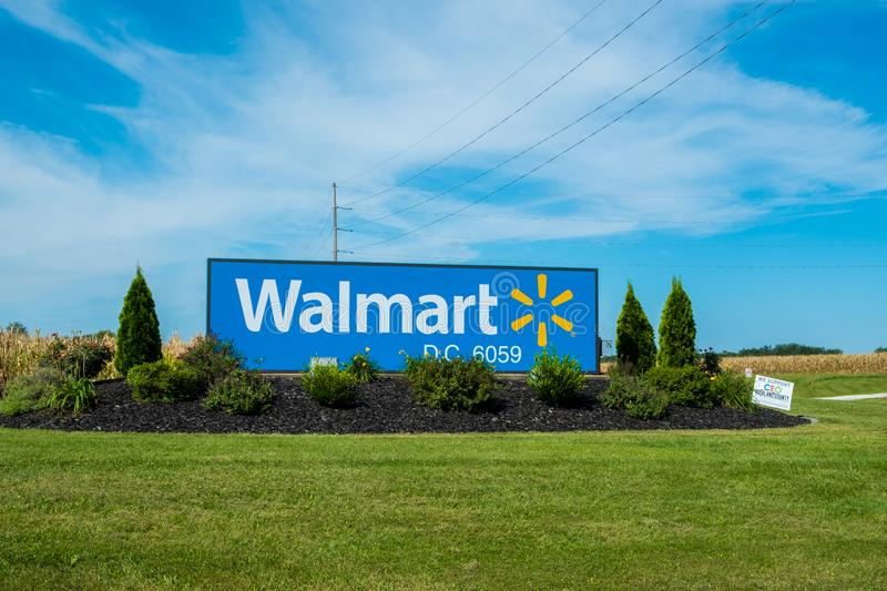 Walmart Sign Stock Images - Download 504 Royalty Free Photos