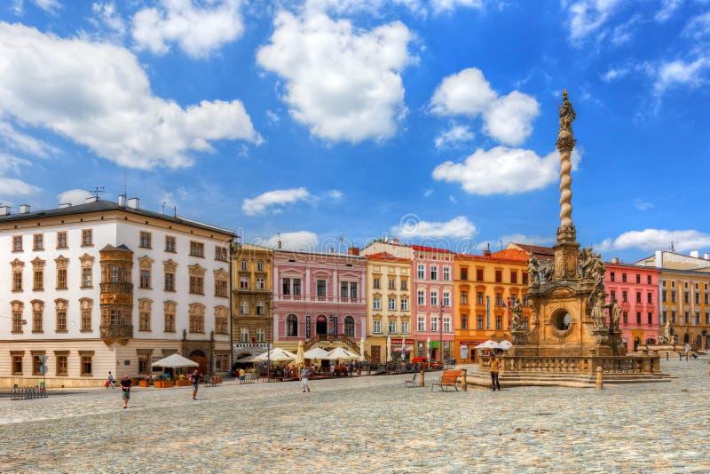 Olomouc, República Checa imagenes de archivo