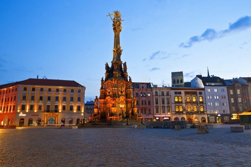 Olomouc, República Checa imagen de archivo