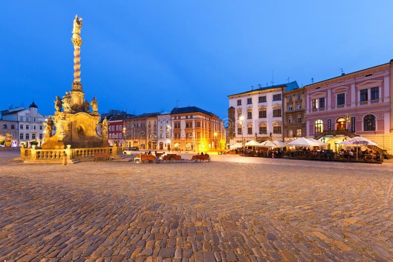 Olomouc, Rep?blica Checa foto de archivo libre de regalías