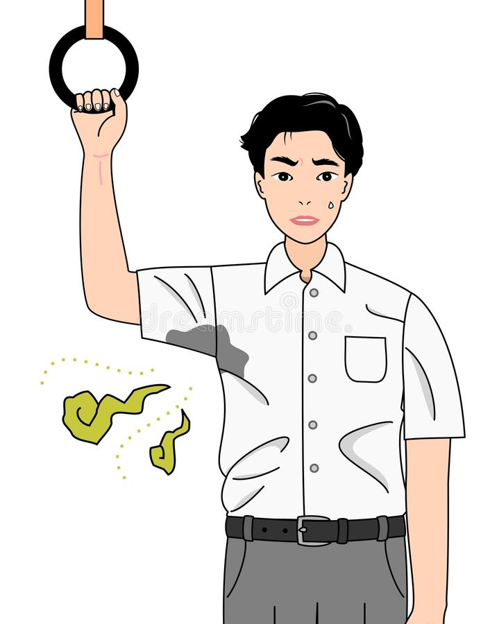 Olor libre illustration