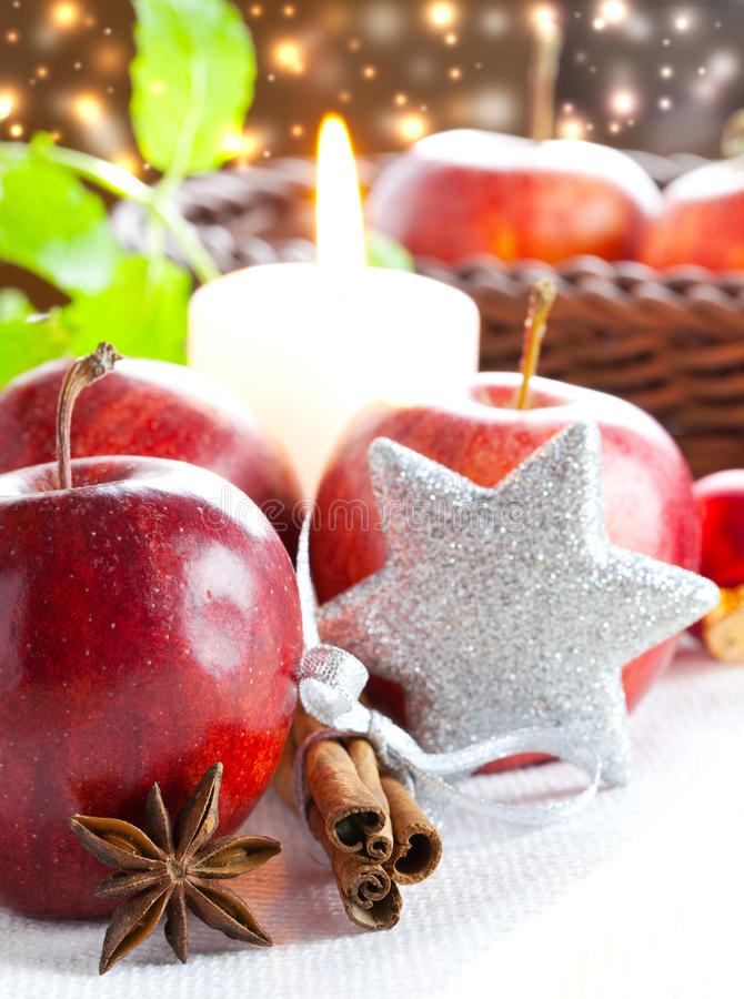 Olor de la Navidad imagen de archivo libre de regalías