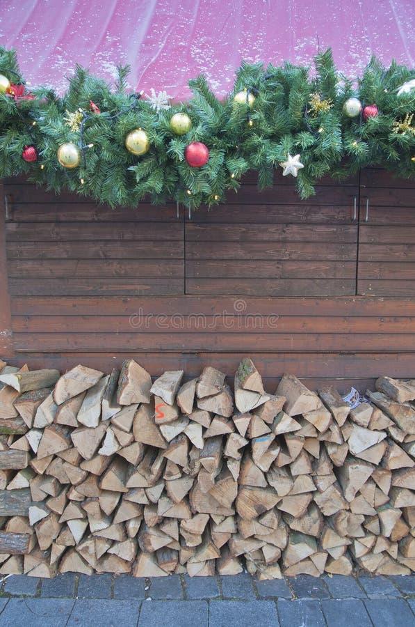 Olor de la Navidad fotos de archivo