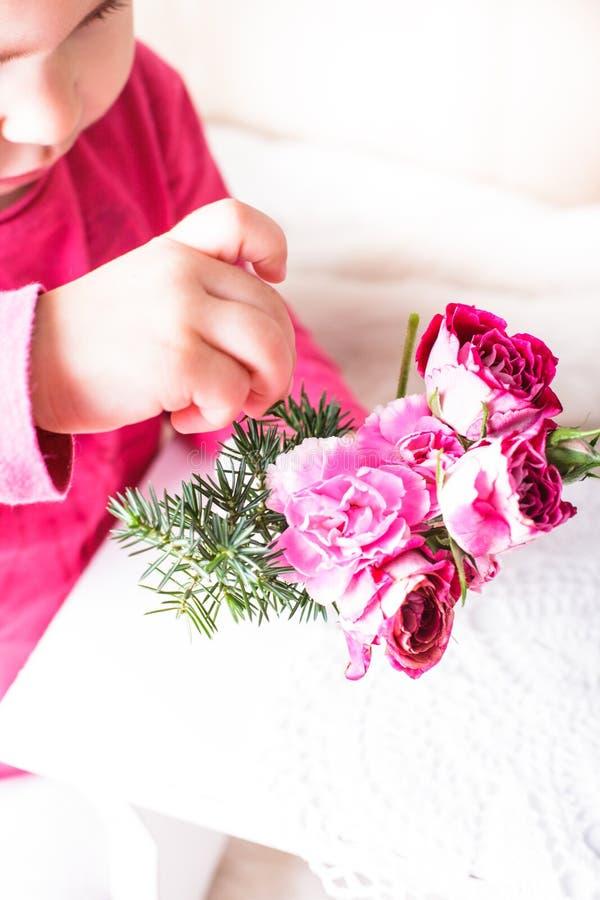 Olor de Rose fotos de archivo