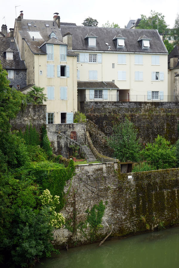 Oloron-Sainte-Marie photos stock