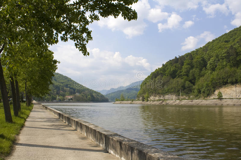 Download Olt valley stock photo. Image of river, outdoor, europe - 14244036
