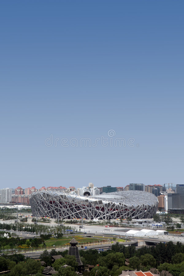 Download Olymoic Stadium editorial stock photo. Image of athletic - 5730768