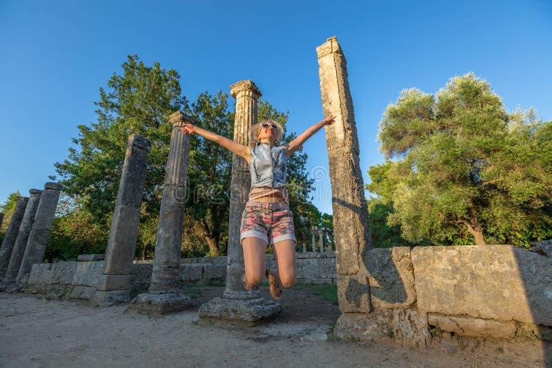 Olympia Grekland royaltyfri foto