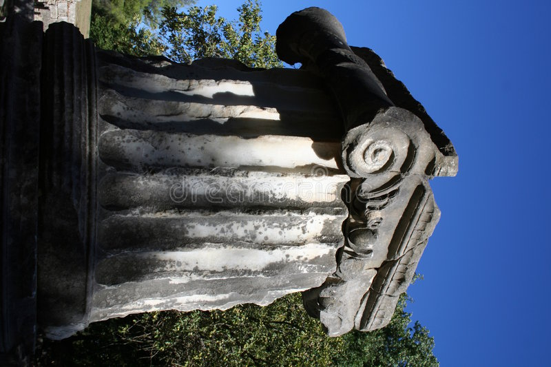 Olympia storica - Grecia fotografia stock