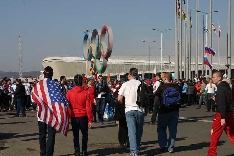 Olympiad av Sochi-2014 arkivfoton