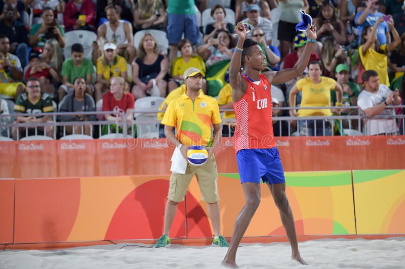 Download Olympic Games Rio 2016 editorial stock image. Image of action - 83718929