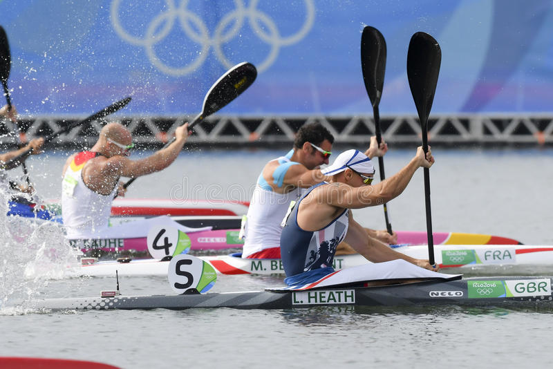 Download Olympic Games Rio 2016 Editorial Photography Image Of Canoe