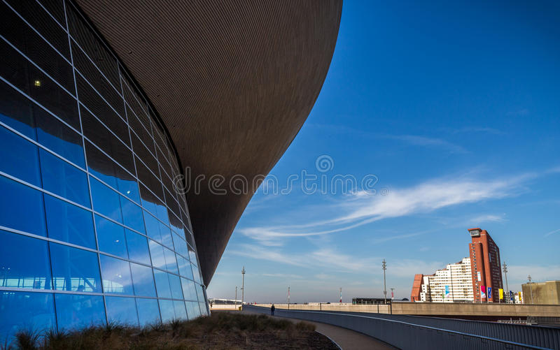 Olympic Park Swimming stock photos