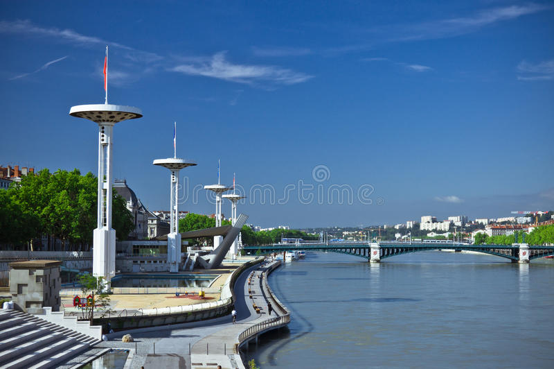 Download Olympic pool in Lyon stock photo. Image of river, pool - 16283600