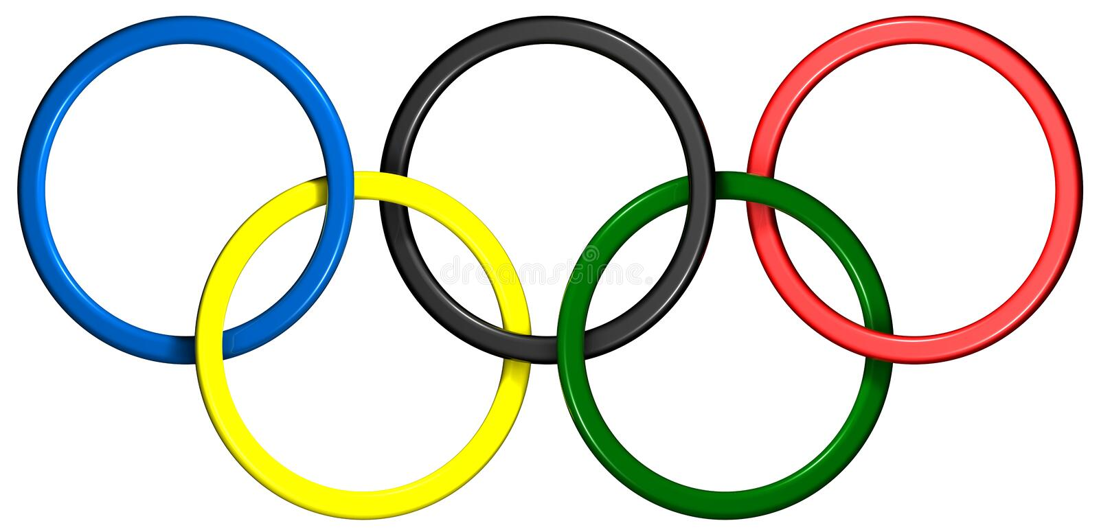 Download Olympic Rings editorial image. Illustration of games, ethic - 9557590