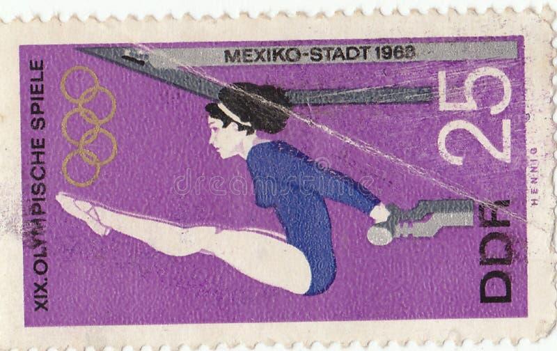 Olympic sports stock photo