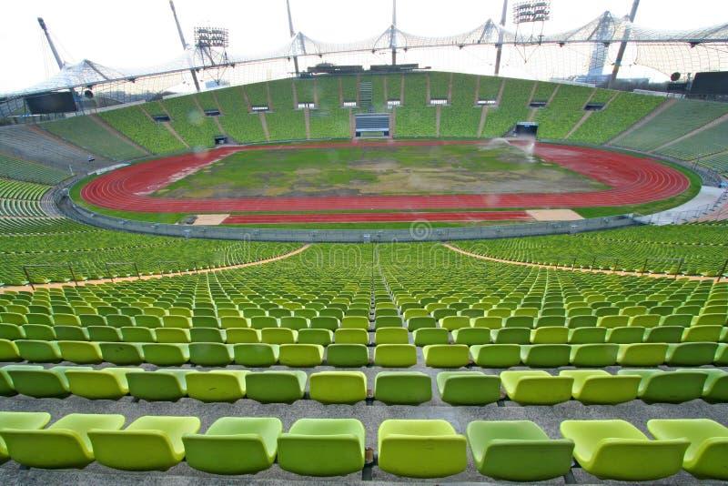 Olympic Stadium stock image