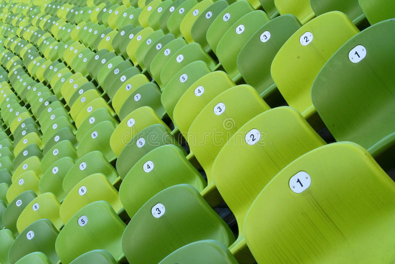 Olympic Stadium stock photography