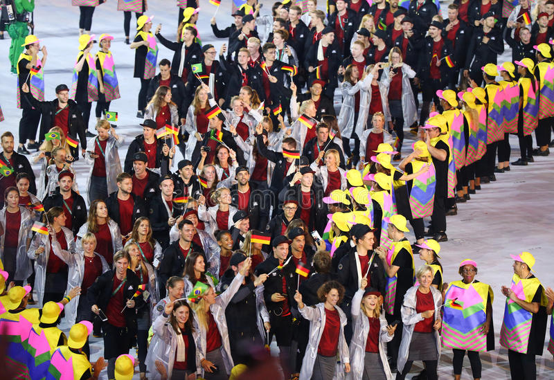 Olympia Team Deutschland