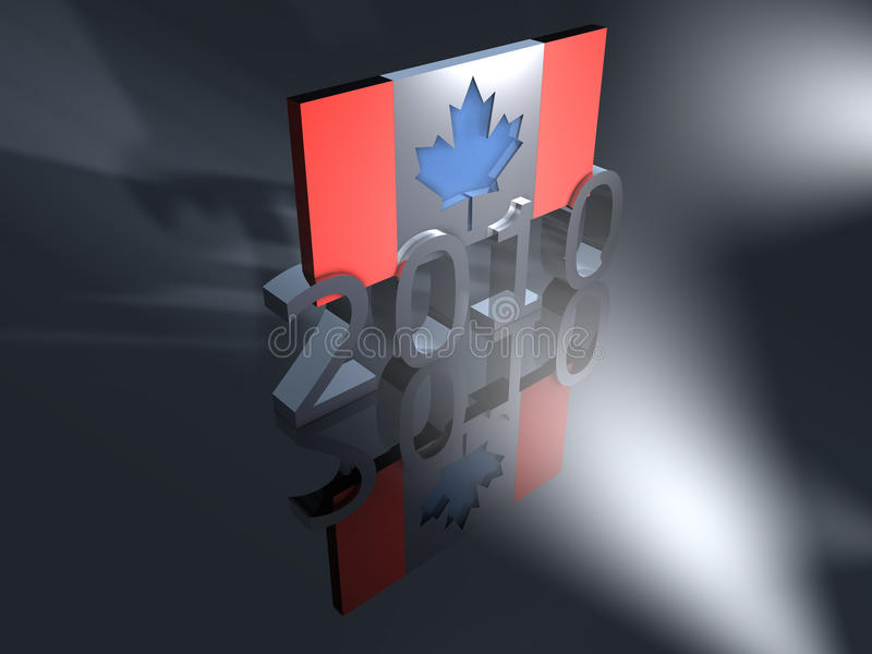 Download Olympic Winter Games - Vancouver Stock Illustration - Image: 12136098