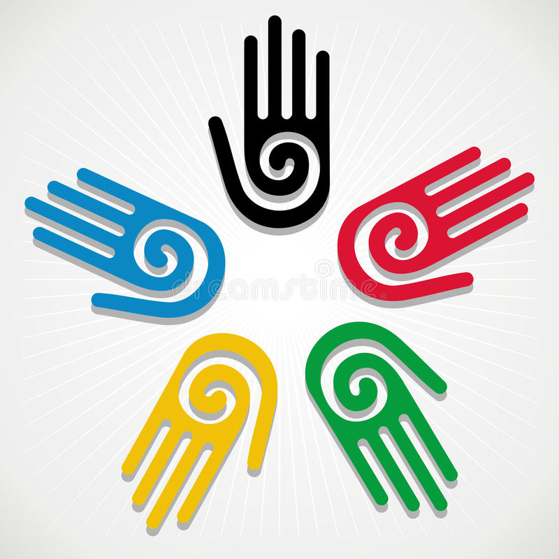 Download Olympics Games 2012 hands stock vector. Illustration of fencing - 24494332