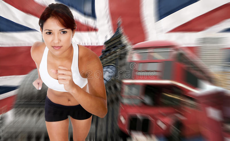 Download Olympics in London stock photo. Image of athletic, running - 24772330
