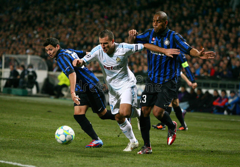 Download Olympique De Marseille Vs Inter Milano Editorial Photo - Image: 24265991