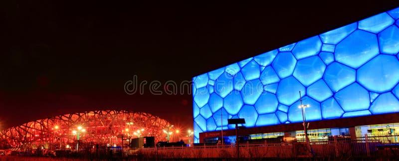Olympisch in Peking royalty-vrije stock afbeeldingen