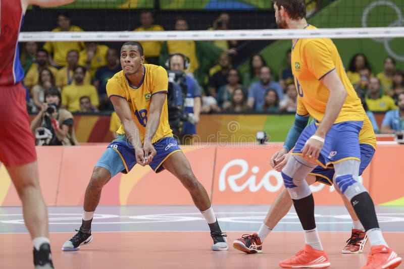 Download Olympische Spiele Rio 2016 redaktionelles stockbild. Bild von sportive - 96928104