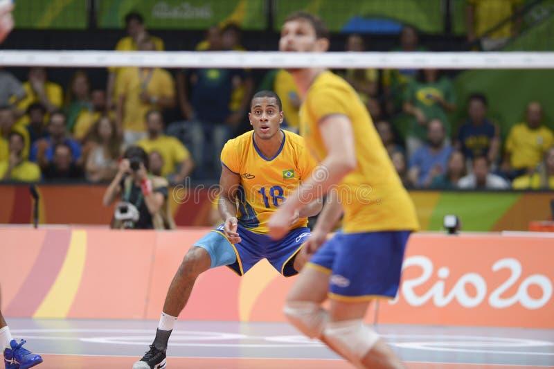 Download Olympische Spiele Rio 2016 redaktionelles stockbild. Bild von field - 96928224