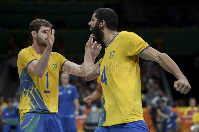 Download Olympische Spiele Rio 2016 redaktionelles stockfotografie. Bild von innen - 96928317