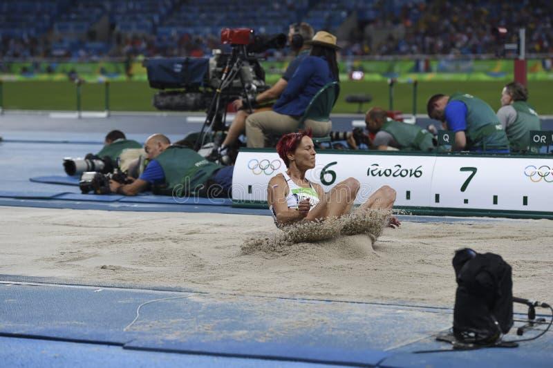 Download Olympische Spiele Rio 2016 redaktionelles stockfoto. Bild von tätigkeit - 96930038