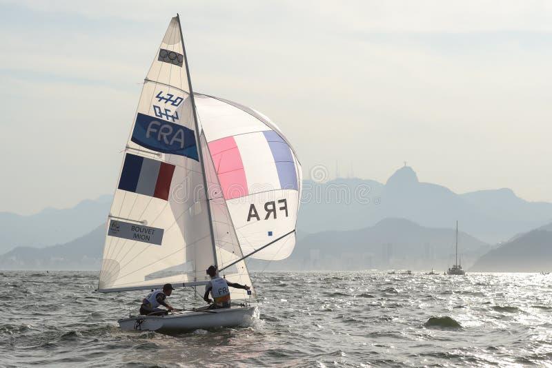 Download Olympische Spiele Rio 2016 redaktionelles stockfotografie. Bild von fall - 96930192