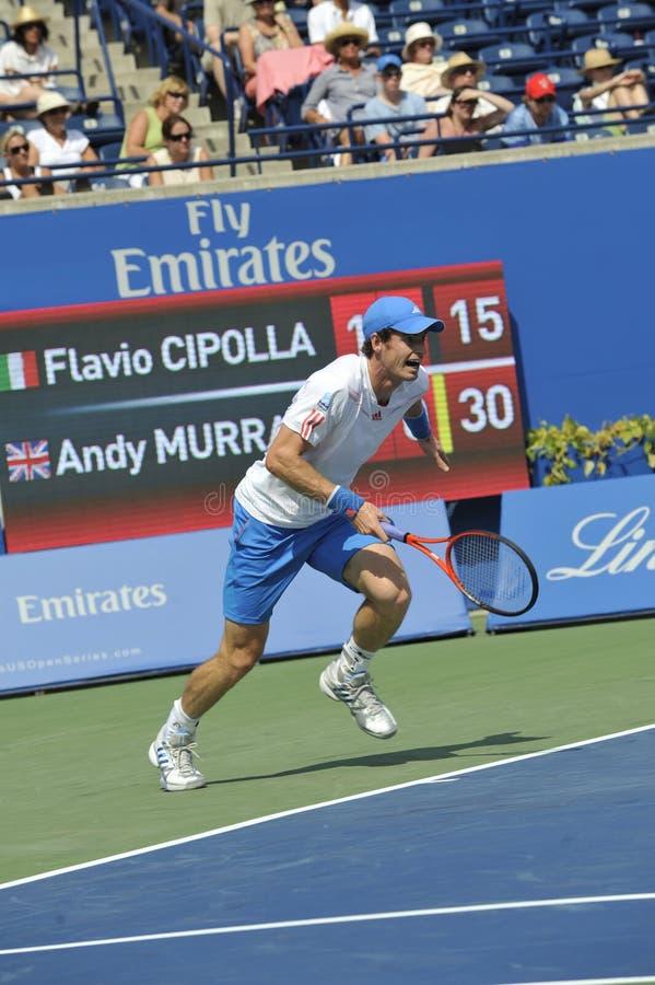 Olympischer Meister Murray-Andy (2) lizenzfreies stockbild