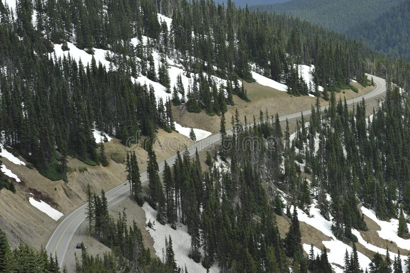 Olympischer Nationalpark, Washington, USA stockfoto