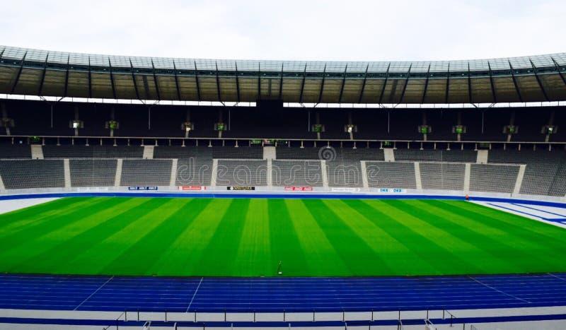 Olympisches Stadion Berlin lizenzfreie stockbilder