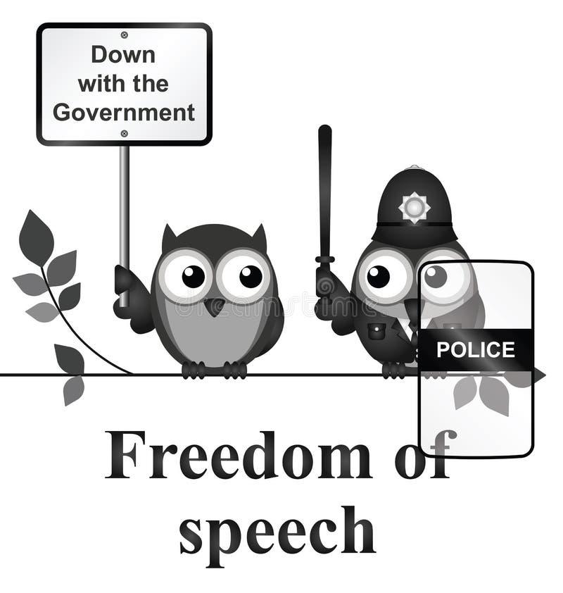 om motsvarande informerar varm information frihetsgisslan för karikatyr nyheterna ingen vår tagen text för reporterprövkopiaanför stock illustrationer