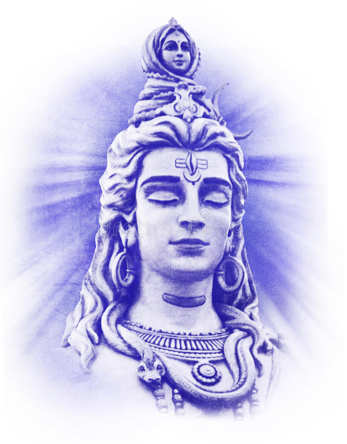 Om Namah Shivaya 3 免版税库存照片