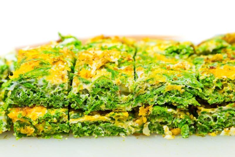 Download OM omelette jedzenie zdjęcie stock. Obraz złożonej z styl - 106900708