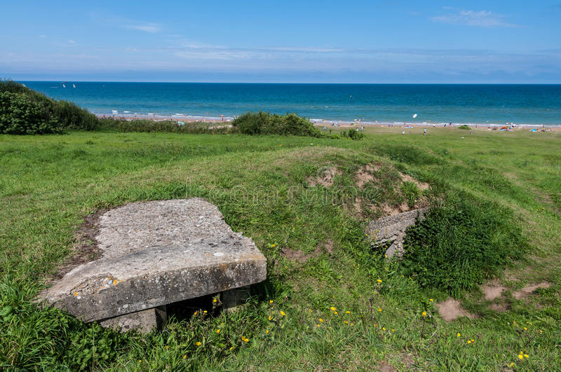 Download Omaha Beach stock image. Image of military, normandy - 29230829