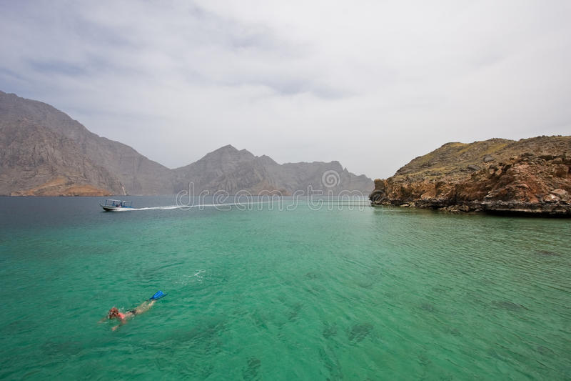Oman royalty-vrije stock afbeeldingen