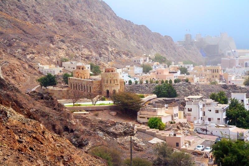 Oman muszkat fotografia stock